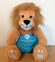 Lukas the Lion, JBV Mascot for education sessions with children